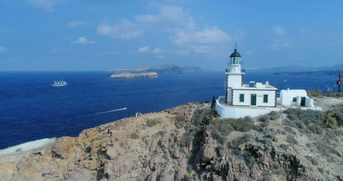 Faros Lighthouse - Santorini