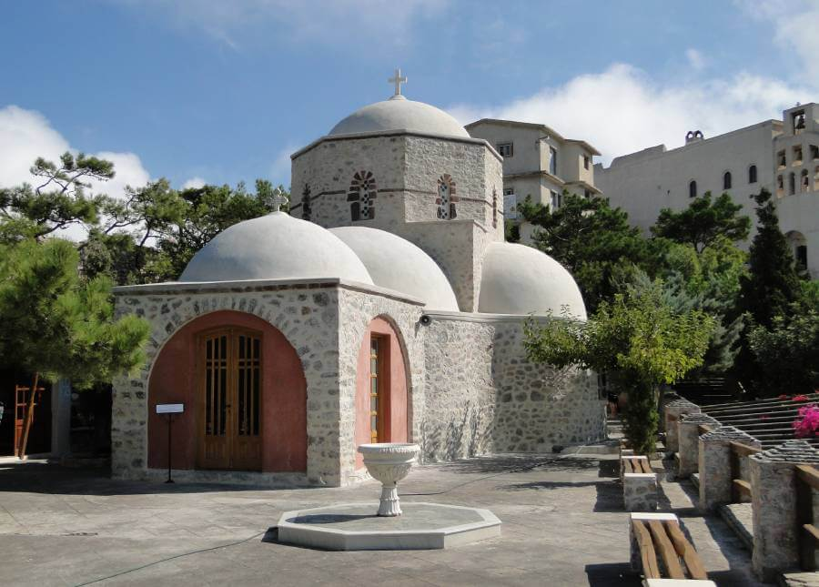Monastery of Profitis Elias